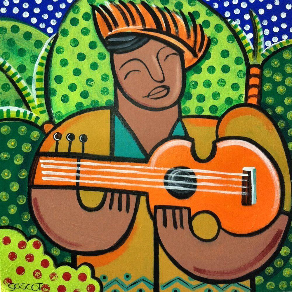 La Ofrenda/The Offering- original 24x36 painting | Art, Ethnic and ...