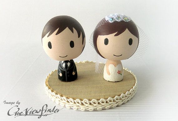 customized cake topper | Wedding Cakes & Cake Toppers | Pinterest ...