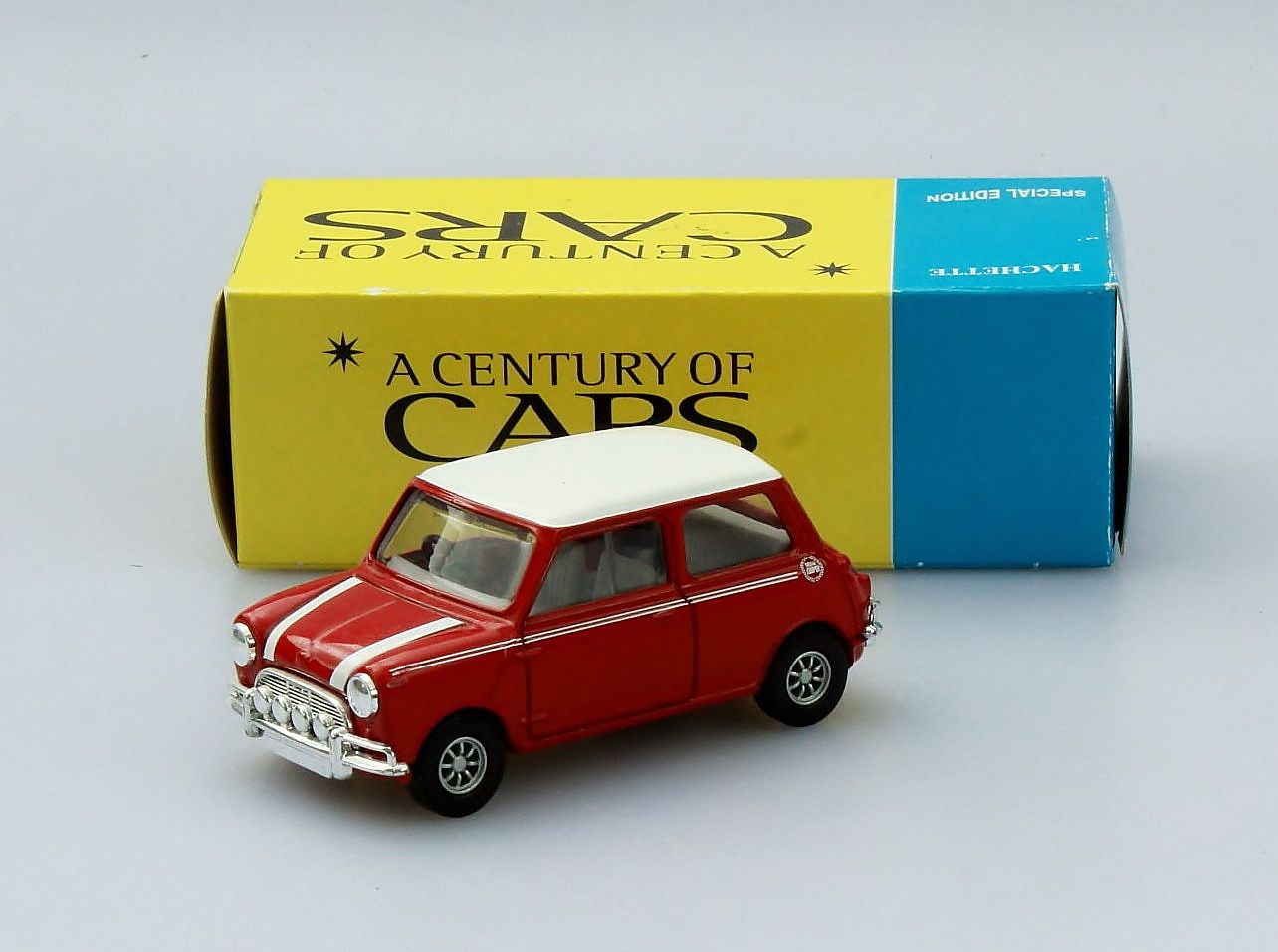 A Century of Cars #1 Corgi CLASSIC MINI COOPER | Diecast Vehicles ...