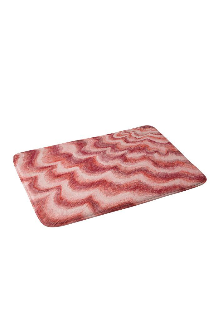 Pimlada Phuapradit Red Beam Memory Foam Bath Mat Red Beam Bath