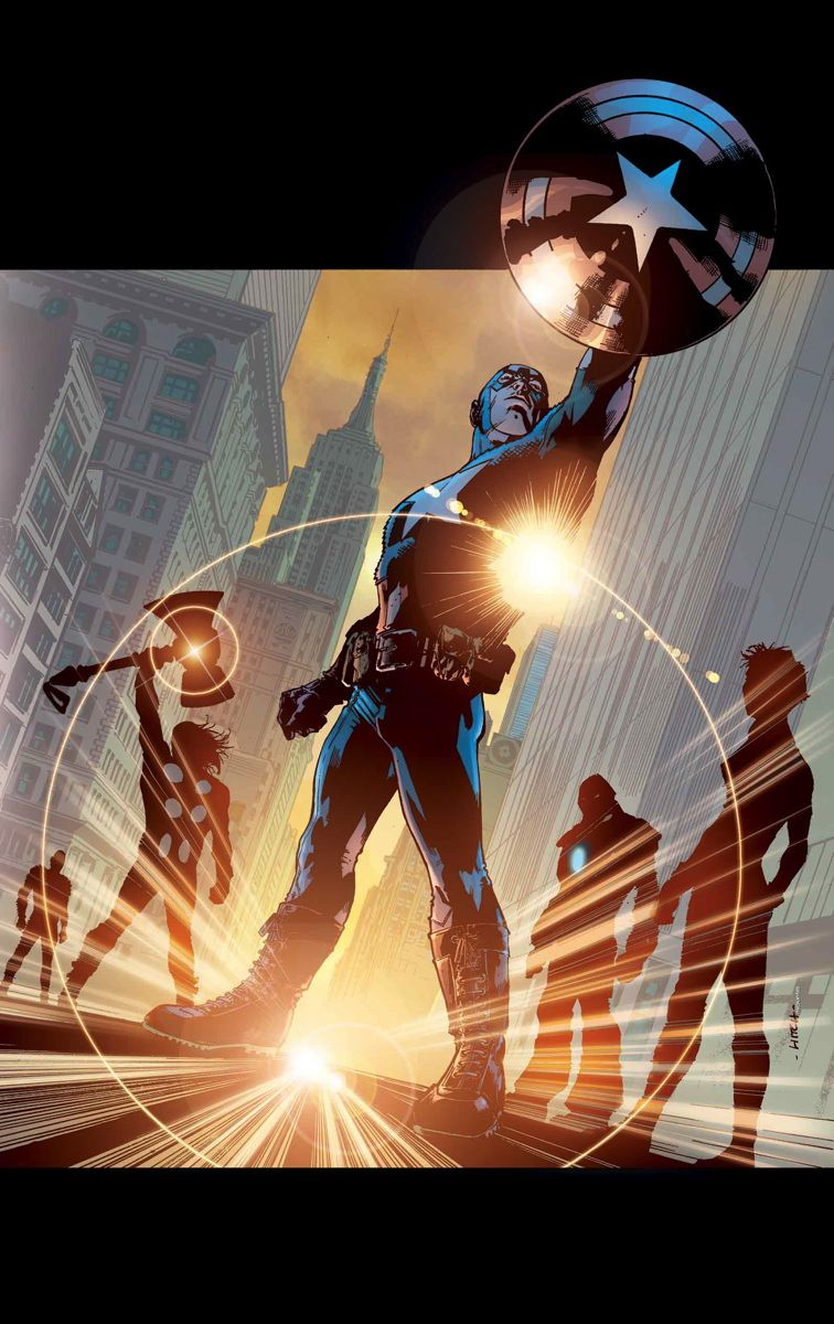 The Ultimates Volume 1 Superhuman By Mark Millar And Bryan Hitch: This  Modern Day Reimagining Of The Marvel Superhero Team, The Avengers Defines  What