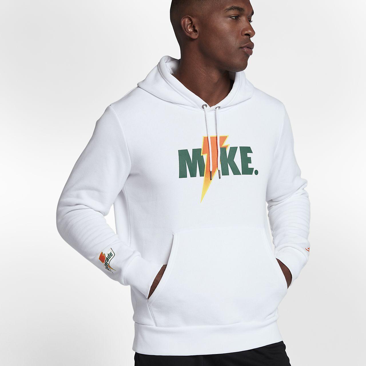 c227e7b0f3c807 Jordan Sportswear Like Mike Fleece Men s Hoodie