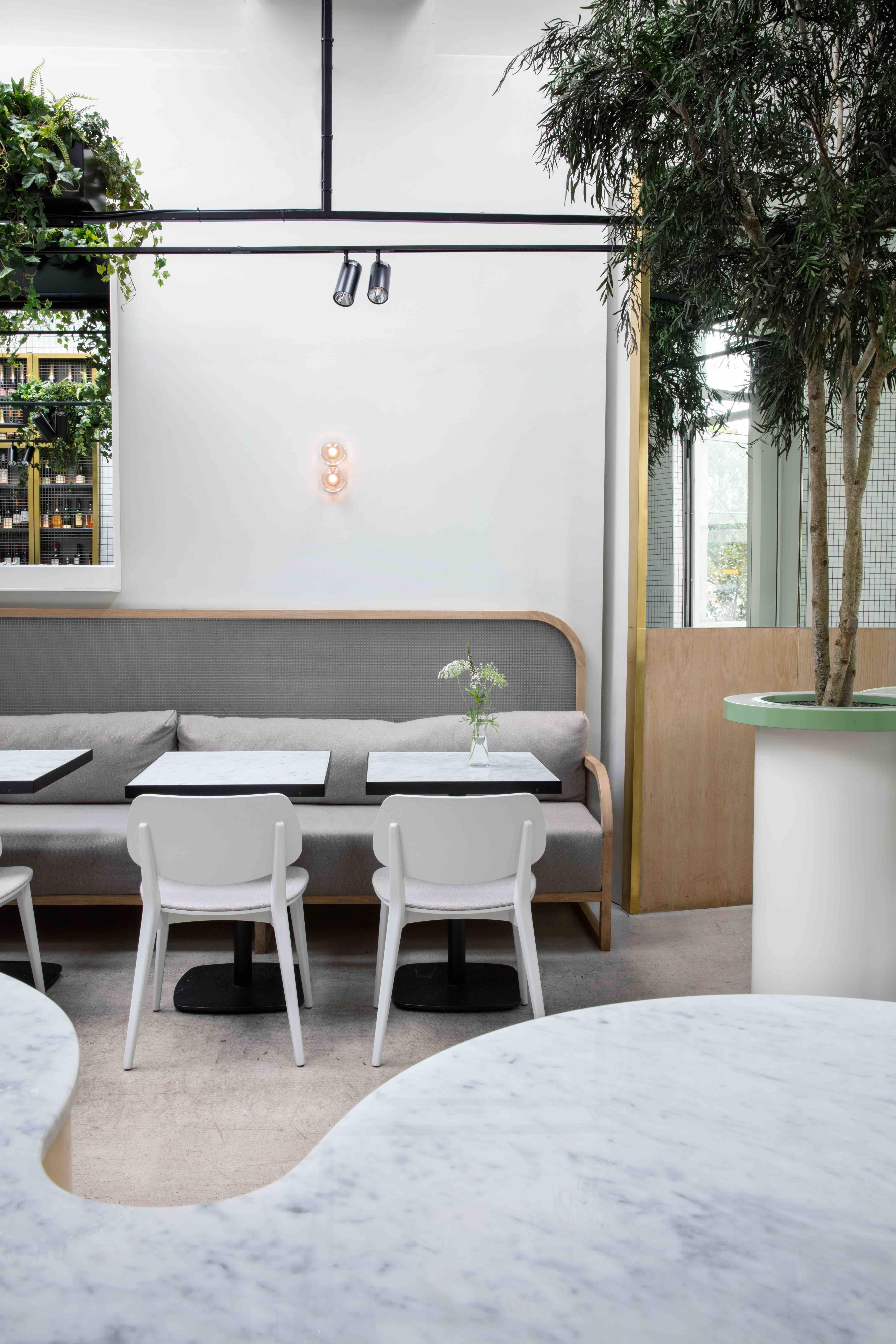 Runner Up Best Restaurant Design Pinterest Uk Interior