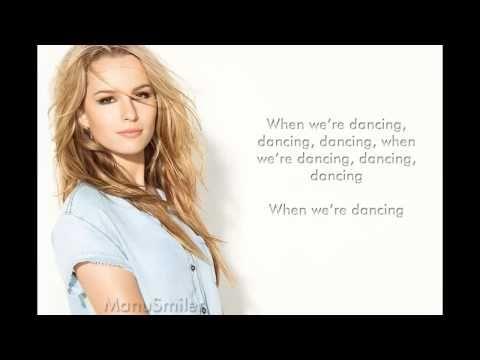 Bridgit Mendler We Re Dancing Lyrics Youtube Bridgit Mendler Lyrics Dance