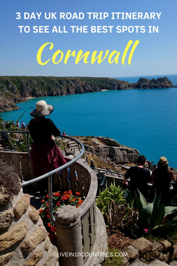 The Perfect Cornwall Itinerary over 3 Days - from a local!