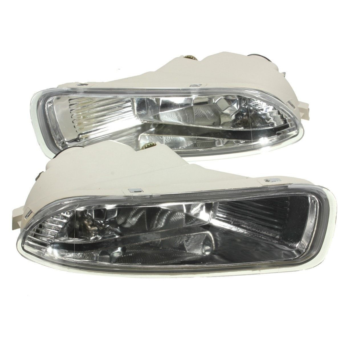 A Pair Car Driving Light Lamps Left & Right Set For Toyota Corolla 2003-2004