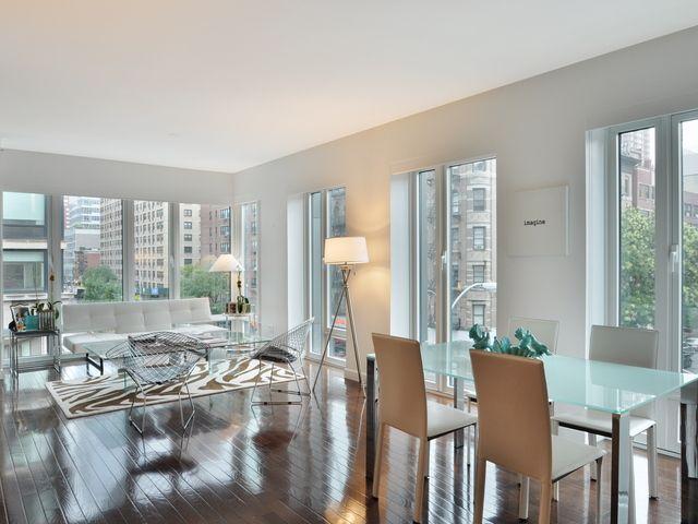 A Luxury Apartment From Manhattan Skyline