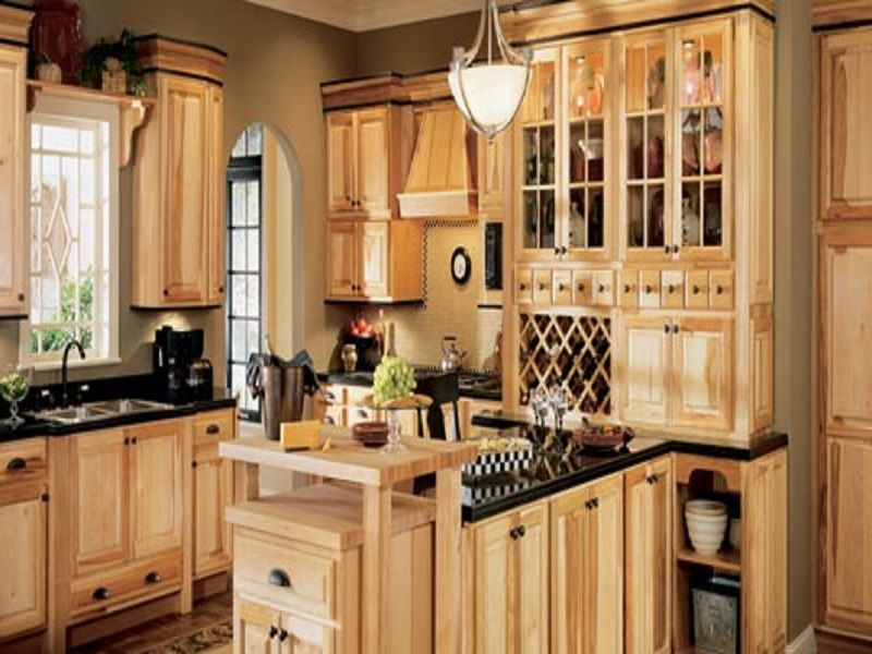 thomasville kitchen cabinets hickory lanewstalk from Denver Hickory Kitchen  Cabinets Thomasville http com