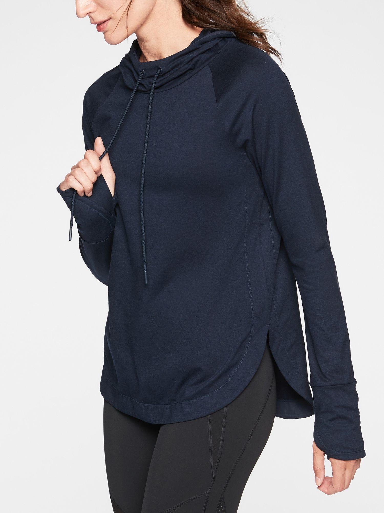 Uptempo Hoodie Sweatshirt Athleta In 2021 Sweatshirts Hoodie Workout Hoodie Sweatshirts [ 2000 x 1500 Pixel ]