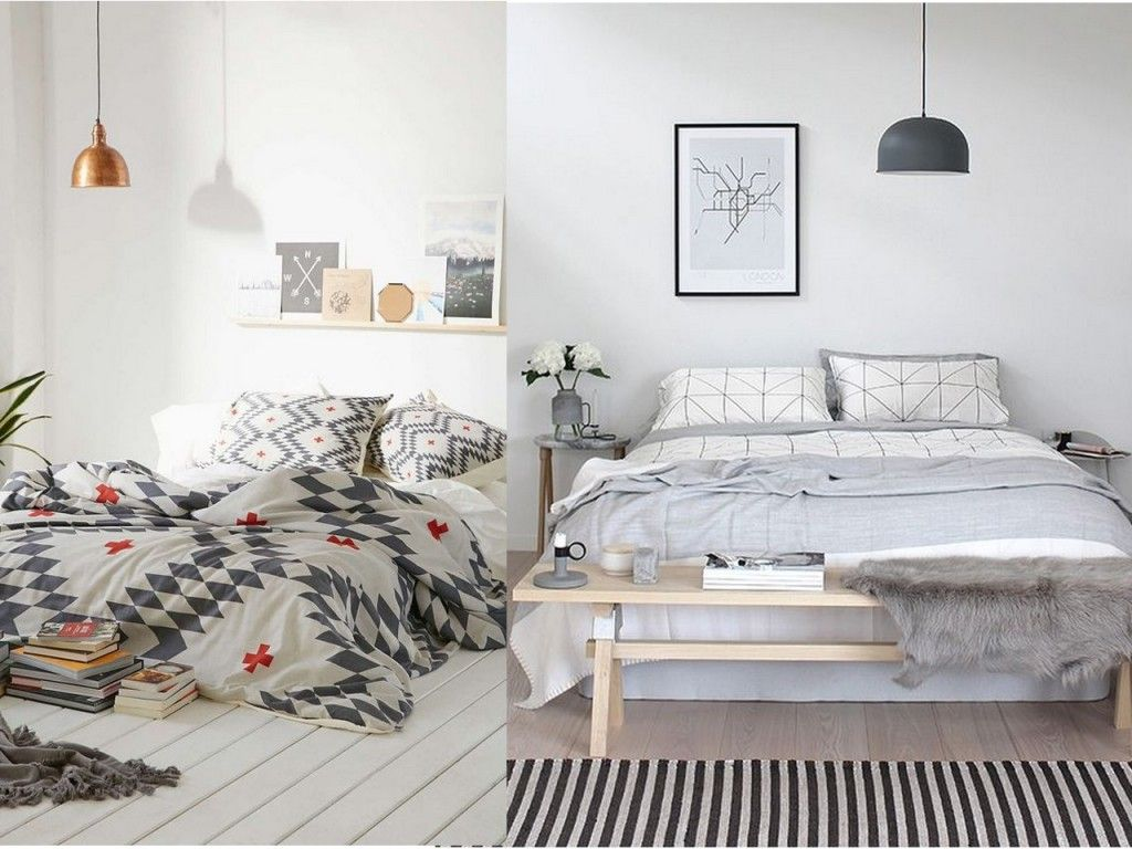camas sin cabezales