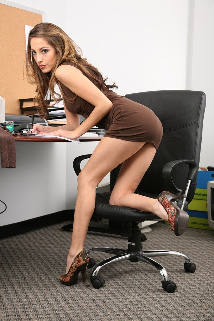 office Jenna haze