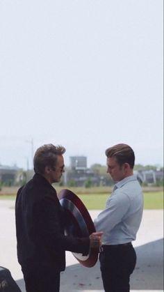 Tony Stark & Steve Rogers Avengers Endgame HD Phone Wallpaper  Marvel Universe #marveluniverse