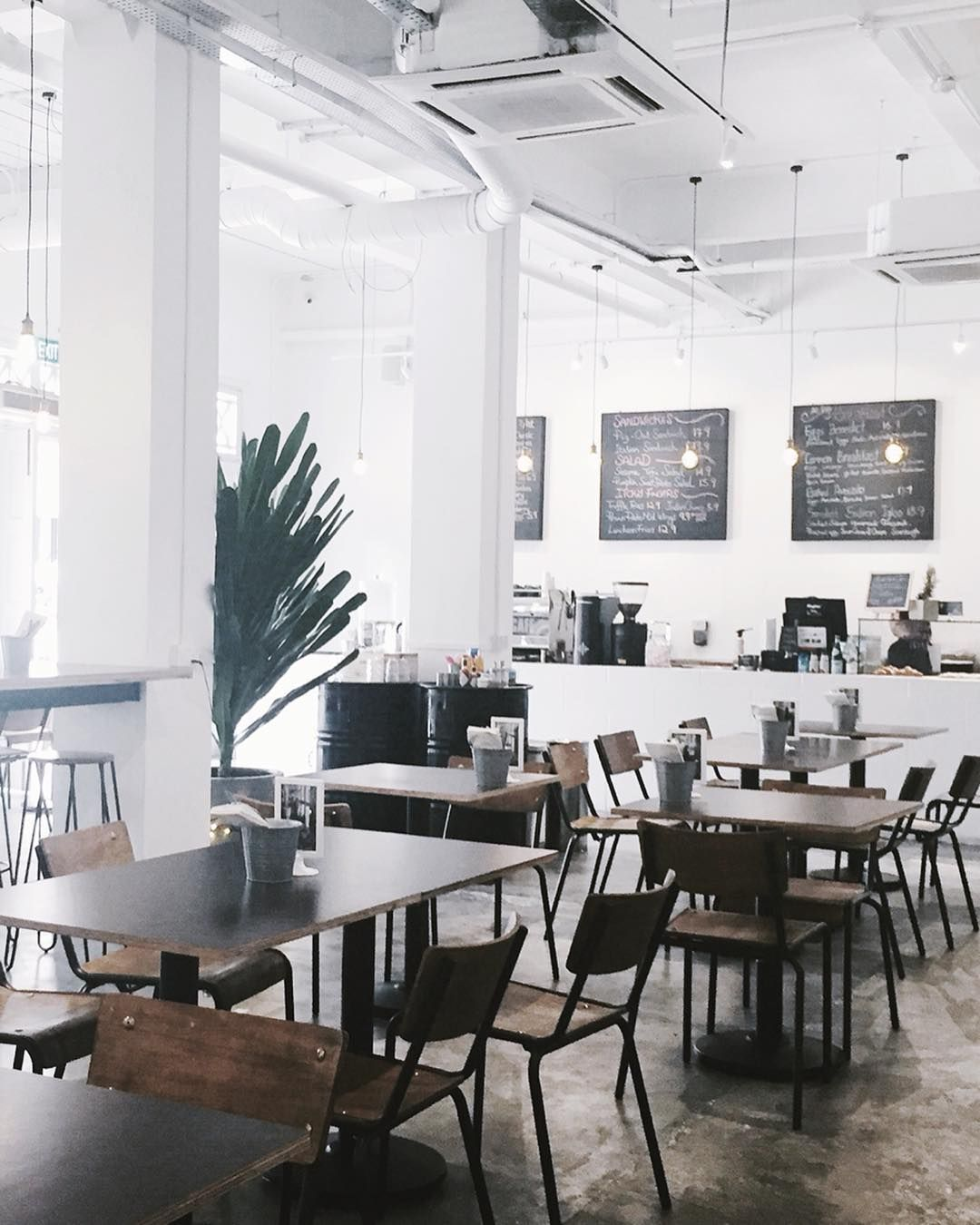 Twenty Eight Cafe Singapore Home Decor Dining Table Conference Room Table