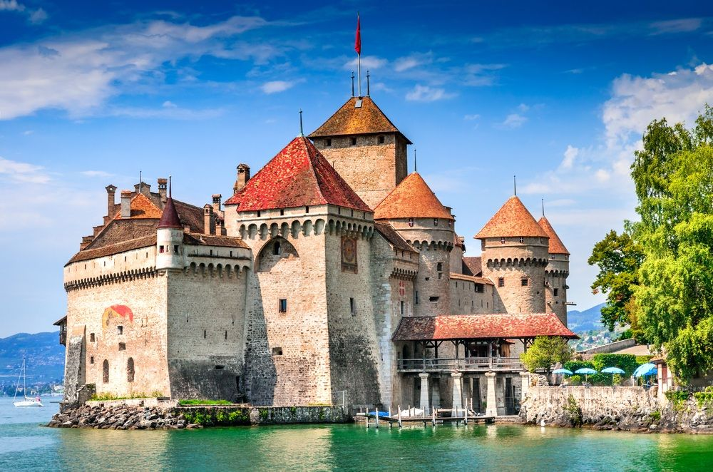 8 Lâu đài ngoạn mục bạn nên đến thăm khi du lịch Thụy Sĩ | Lâu đài ...