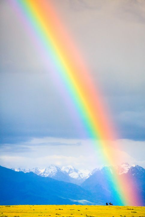 Ever Wonder Whats At The End Of The Rainbow Nature University