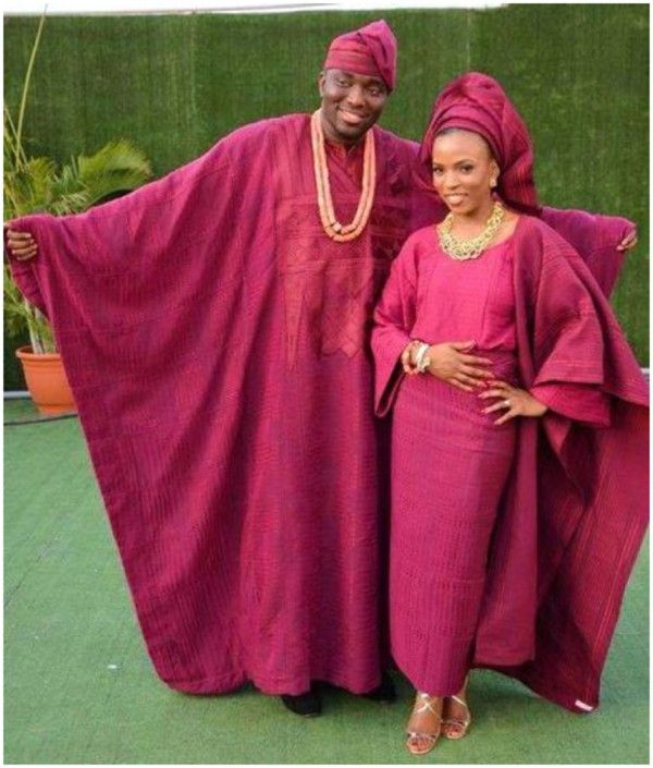 Nigerian Traditional Yoruba Wedding: Pin By Kay Johnson On Aso Oke Presentation