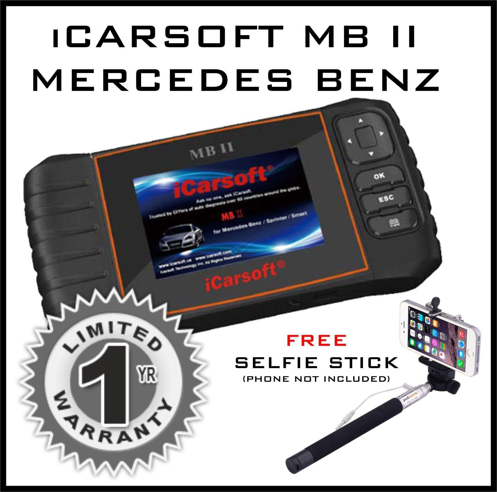 mercedes benz sprinter diagnostic scanner tool srs abs engine