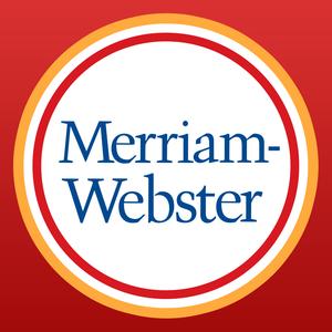 Merriam Webster Dictionary Thesaurus Merriam Webster Inc Apps