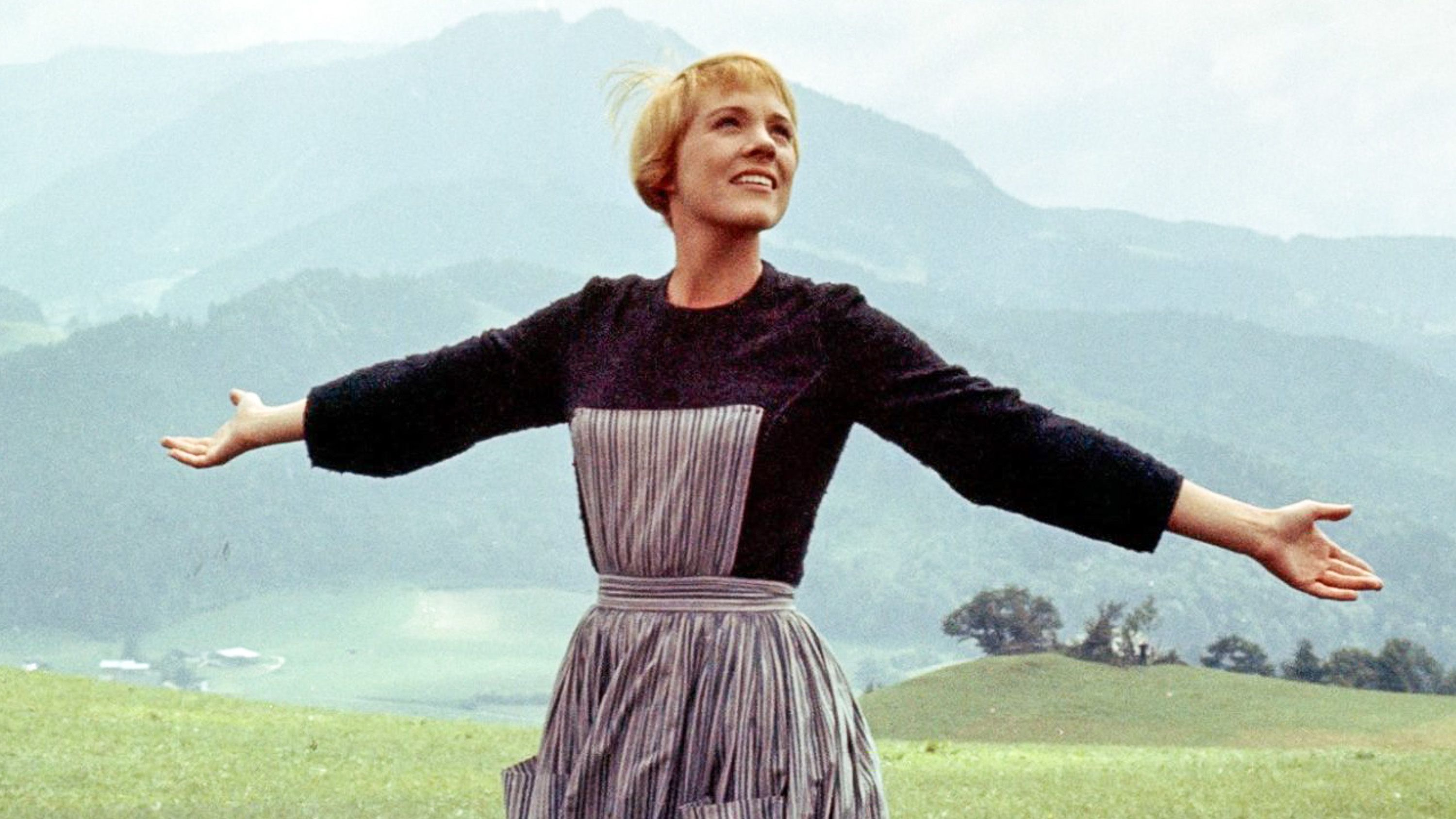 Image result for The Sound of Music,Julie Andrews