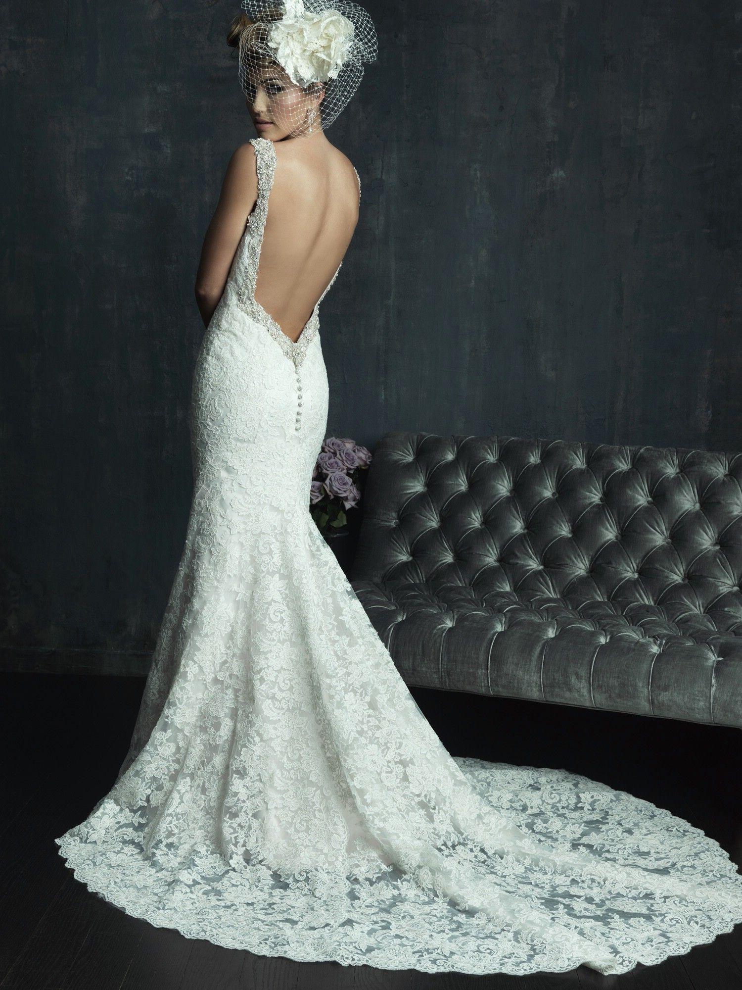 Allure couture wedding dresses style c c wedding dresses