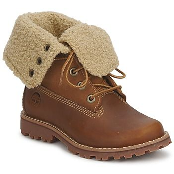 Timberland AUTHENTICS 6 INCH SHEARLING BOOT KID | Low
