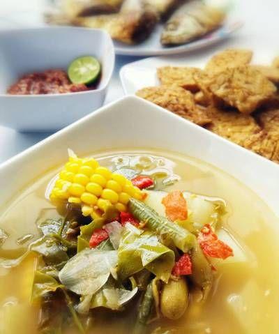 Resep Sayur Asam Jakarta Oleh Amanda Garden To Table Resep Resep Masakan Resep Masakan Cina Masakan
