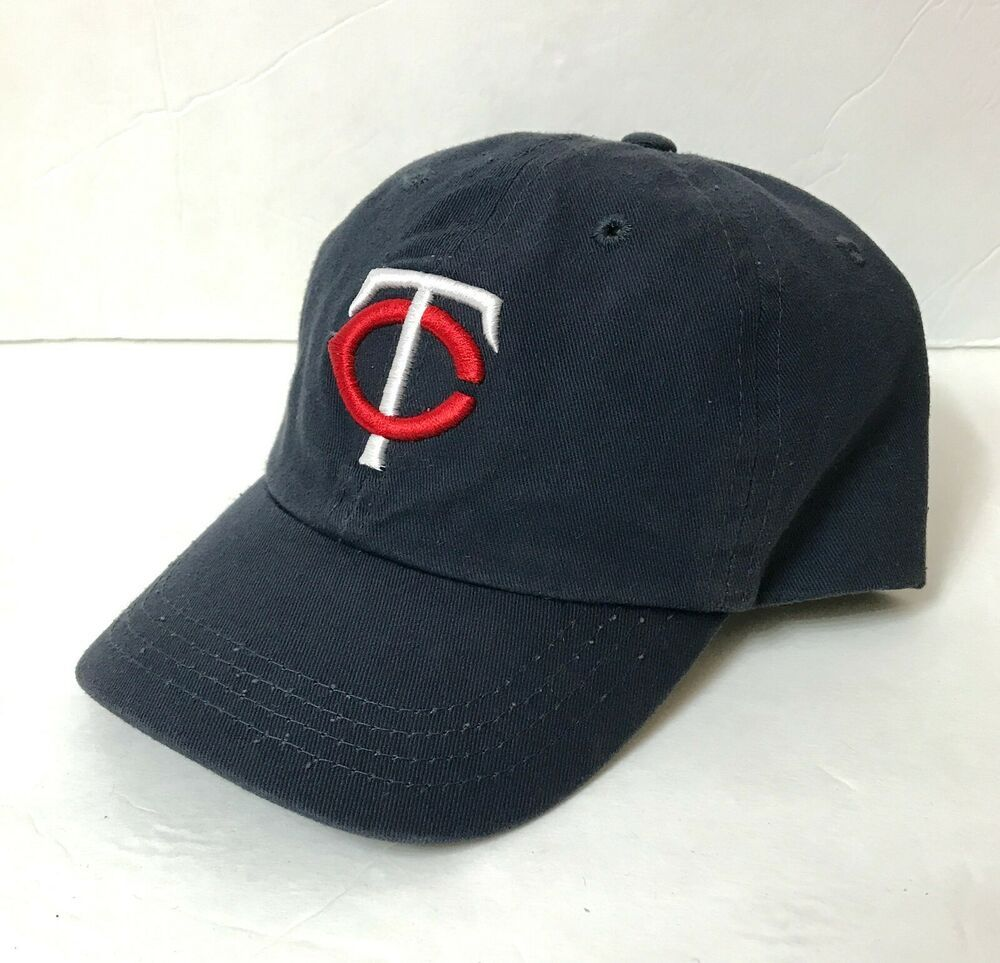 Details about YOUTH kid size MINNESOTA TWINS HAT twin