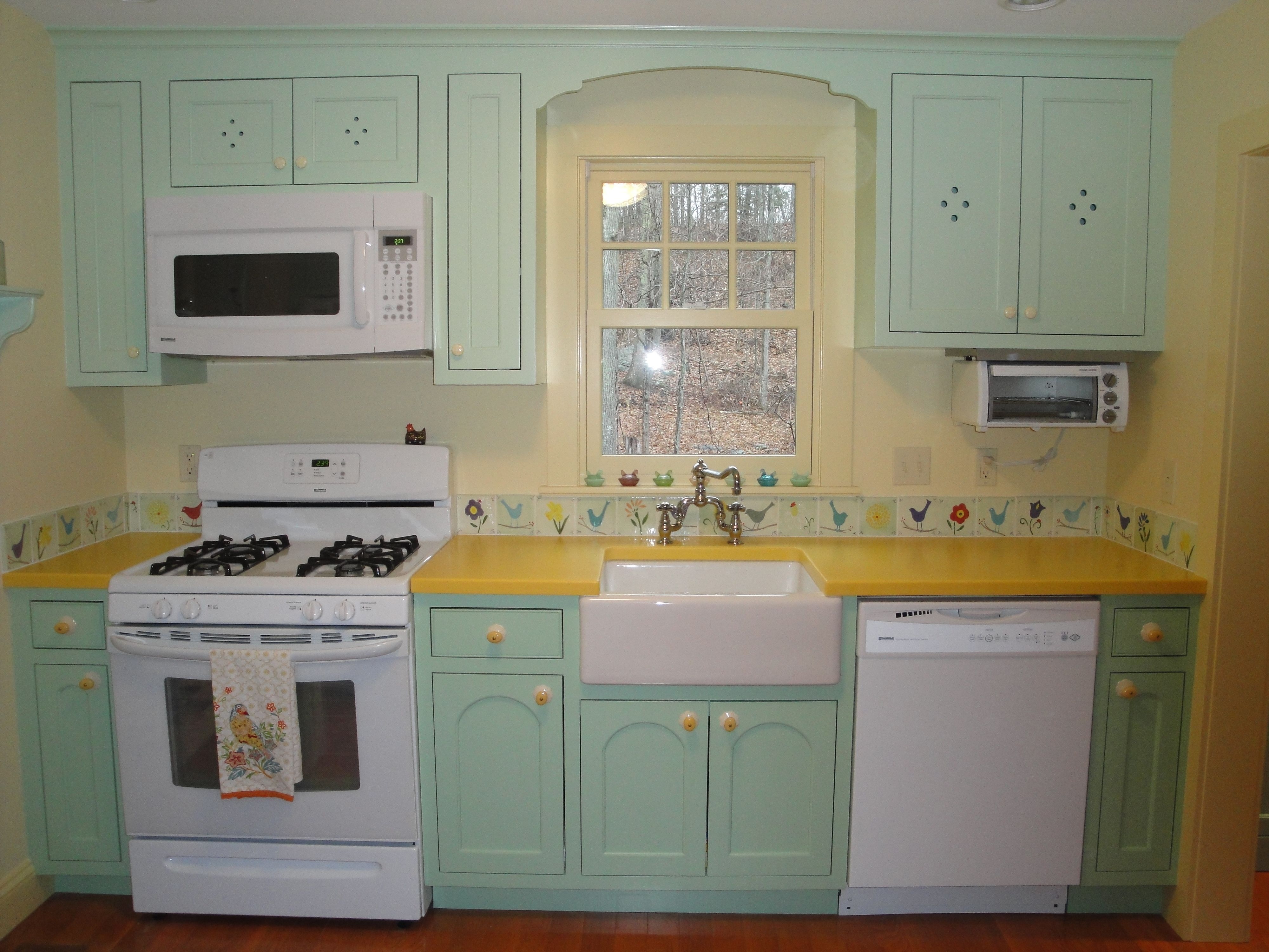 Custom cabinetry in cottage in North Stonington, CT ...