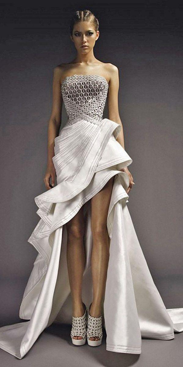 Trend Of The Year: 24 High Low Wedding Dresses | Wedding Dress ...