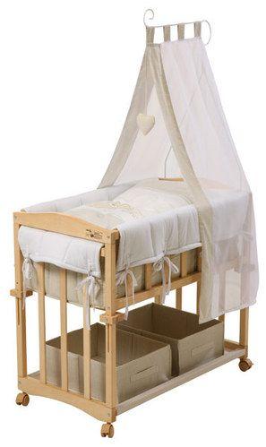 Beistellbetten Roba Stubenbett Babysitter 4in1 Liebhabar Baby Bed Bed Toddler Bed