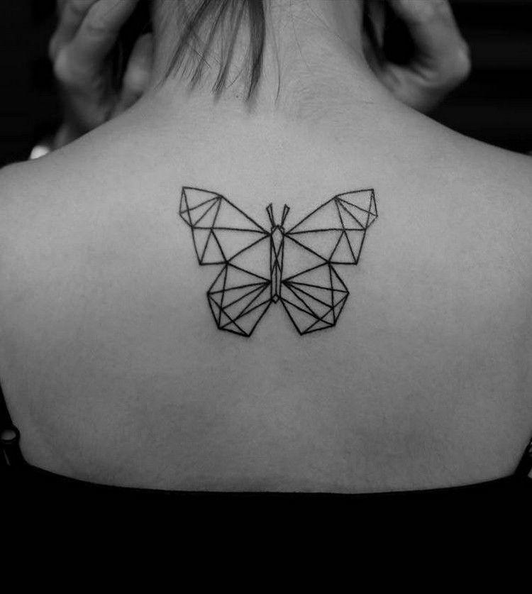 Tatouage Geometrique En 70 Exemples Pour Femmes Et Hommes Tatoo