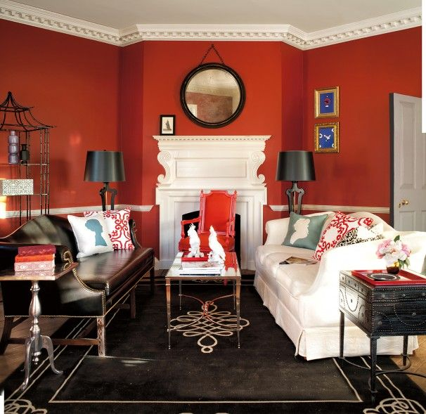 Benjamin Moore Colors For Your Living Room Decor: Benjamin Moore Revisits The 18th Century With Williamsburg