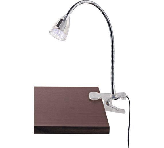 Clip on desk lamp, Led desk lamp