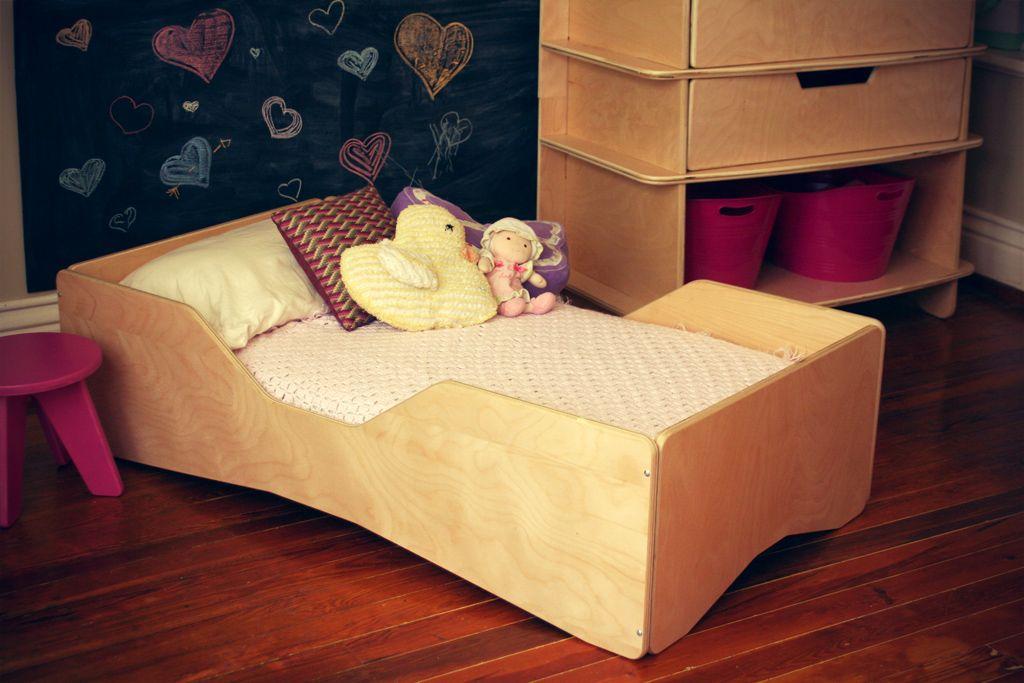 Aero Toddler Bed in 2019 | Sodura Kids Furniture | Toddler ...