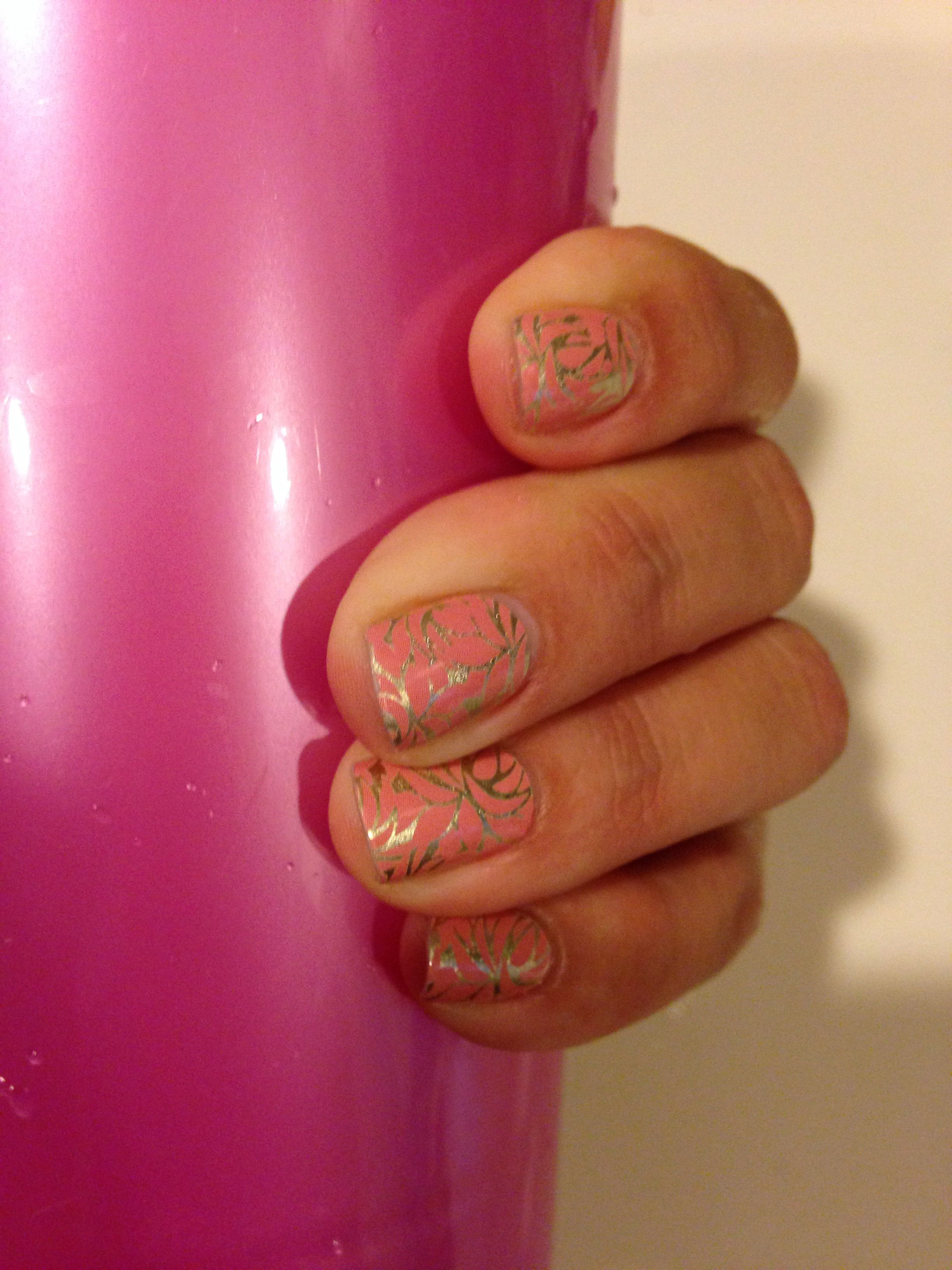 Love fern nail art for short nails do it yourself nails nails nail art for short nails do it yourself nails solutioingenieria Images