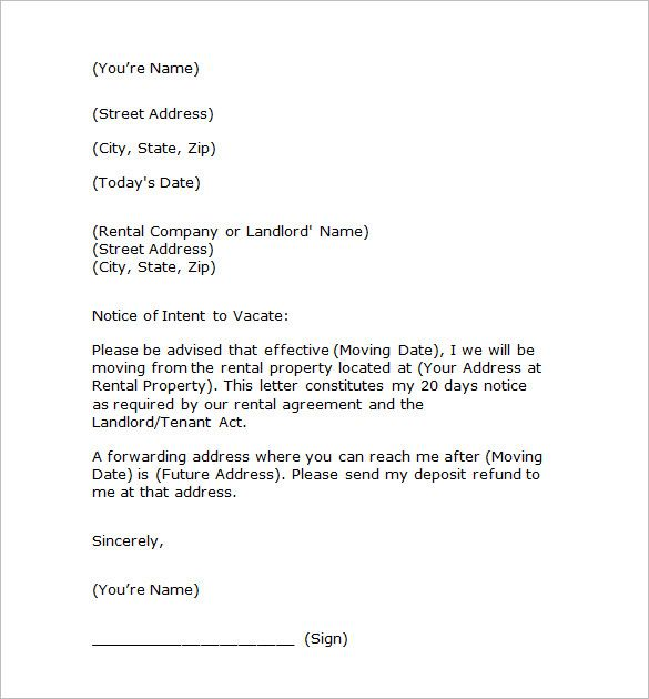 How to write an intent to move letter vision specialist slot how to write an intent to move letter vision specialist thecheapjerseys Image collections