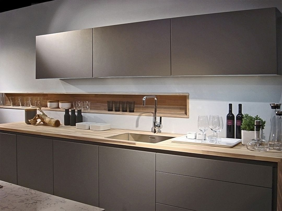 70+ Top and The Most Stunning Modern Kitchen Design For Your Perfect Home / FresHOUZ.com #greykitchendesigns