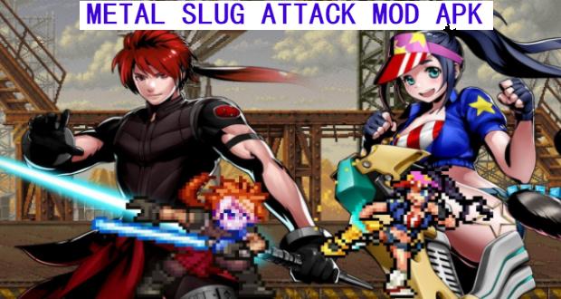 Télécharger METAL SLUG ATTACK MOD APK 4.23.0 Jeux de