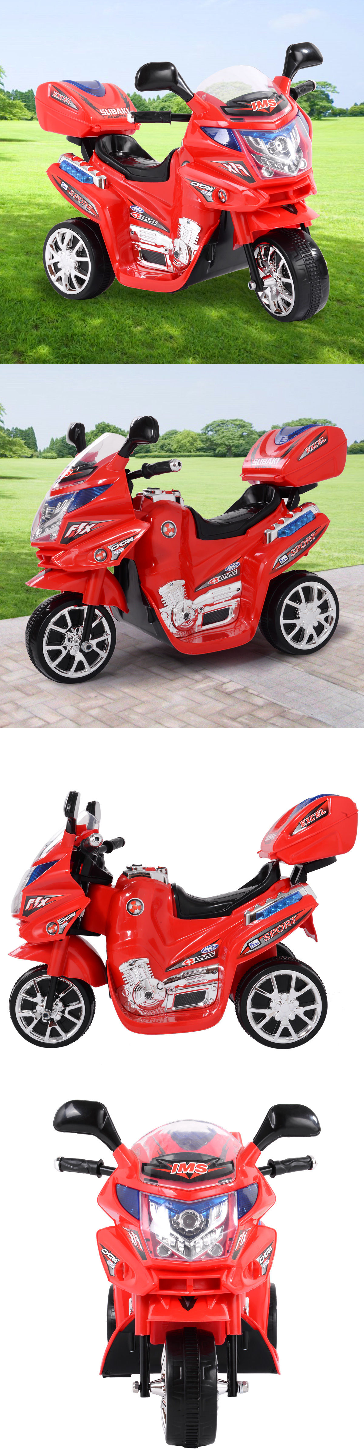Toys car battery  Ride On Toys and Accessories   Wheels Power Motorcycle