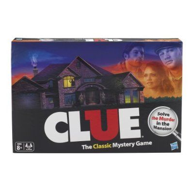 PURCHASED Clue Game