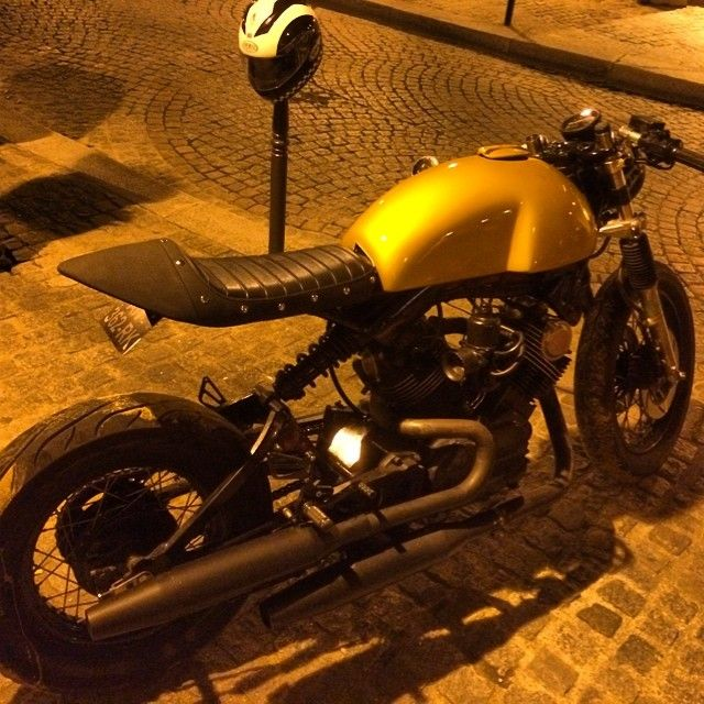 Cool TR1 #tr1 #yamahatr1 #tr1caferacer #4h10 #4h10party