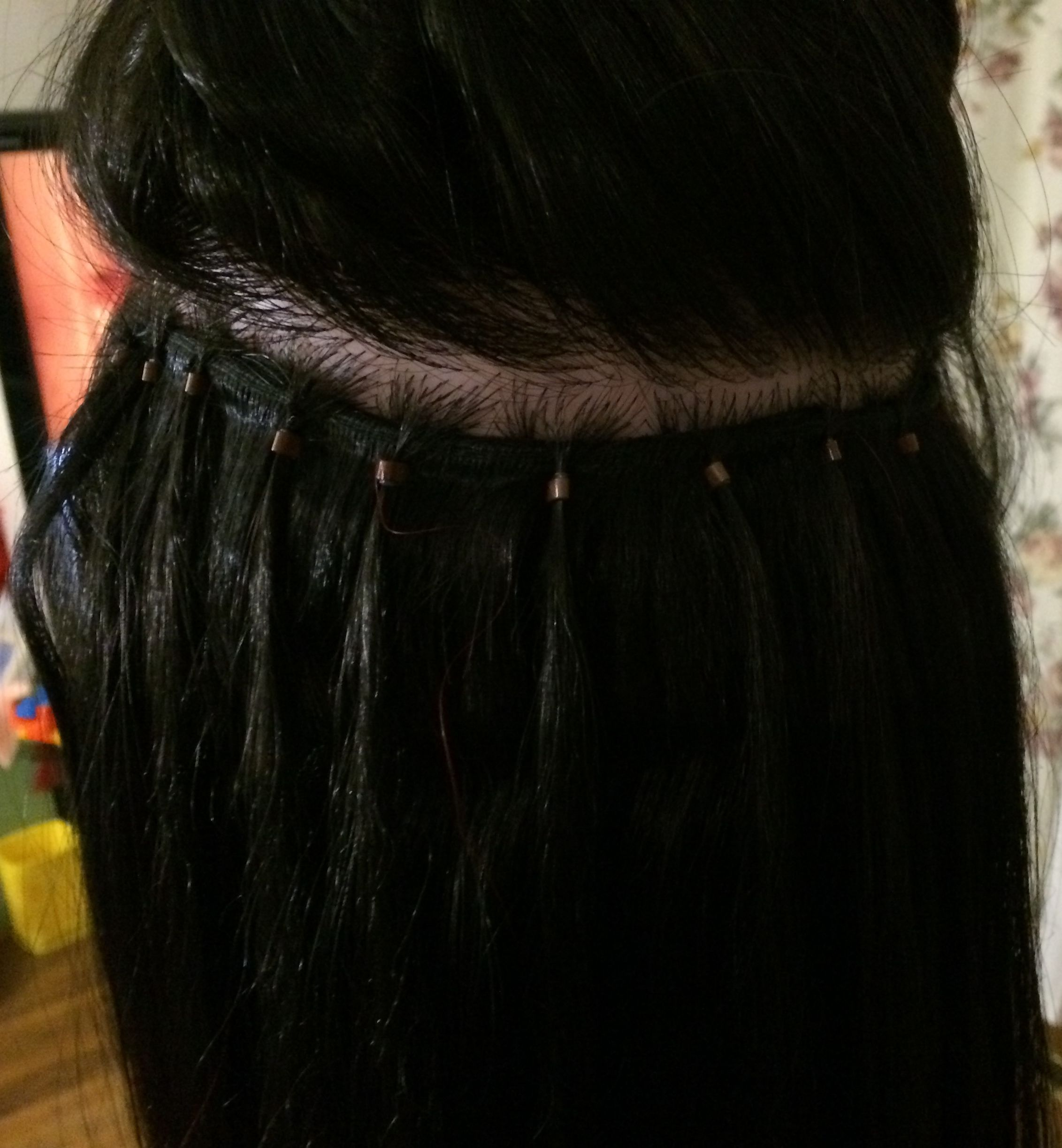 Pin By Fabtastic Extensions On Hair Extensions Home Salon