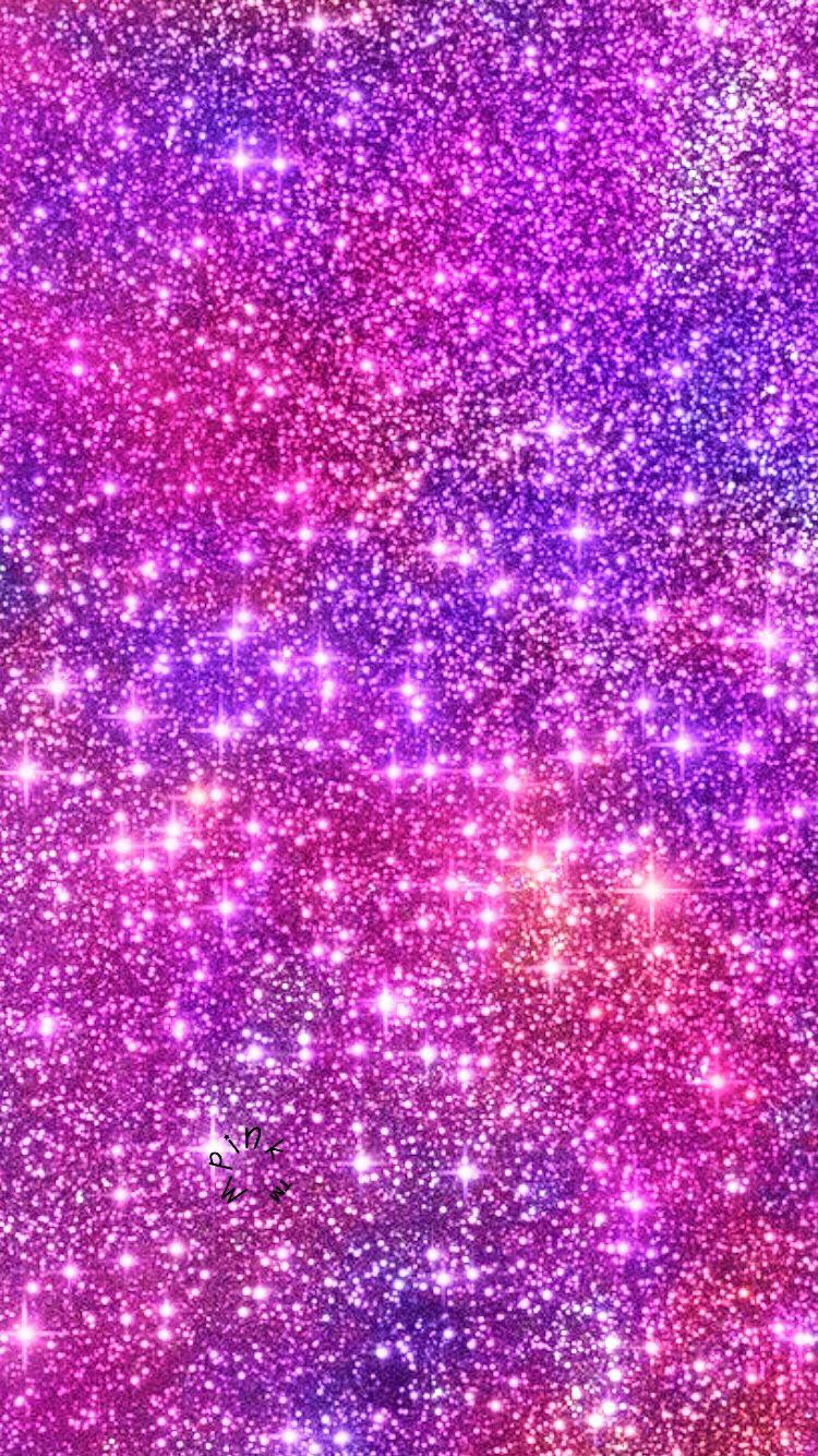 Glitter Stars Wallpaper Iphone Wallpaper Glitter