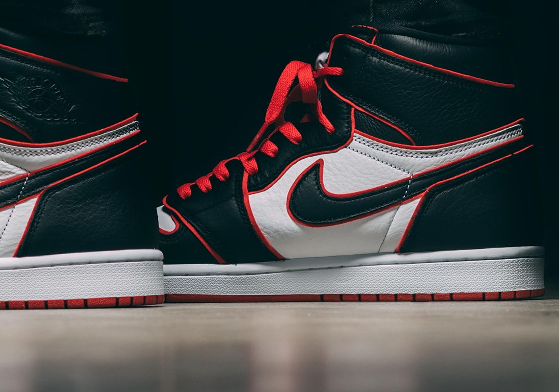 "The Air Jordan 1 ""Bloodline"" Releases Tomorrow Jordan 1"