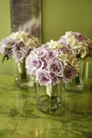 ae0b6192a9c Pale Purple and Cream Bouquets Bouquet Photography