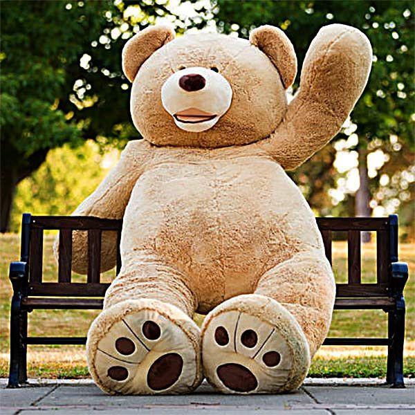 229c3984dd5 Great Big 9 Foot Teddy Bear   Giant 9 Foot Teddy Bear from GreatBigStuff.com