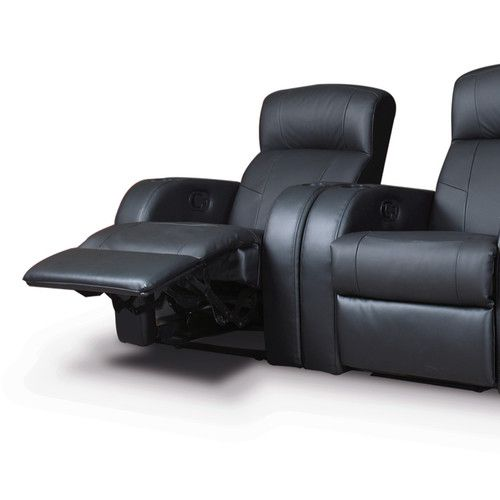 27 Cool Basement Home Theater Ready To Entertain: Found It At Wayfair - Dallas Home Theater Recliner