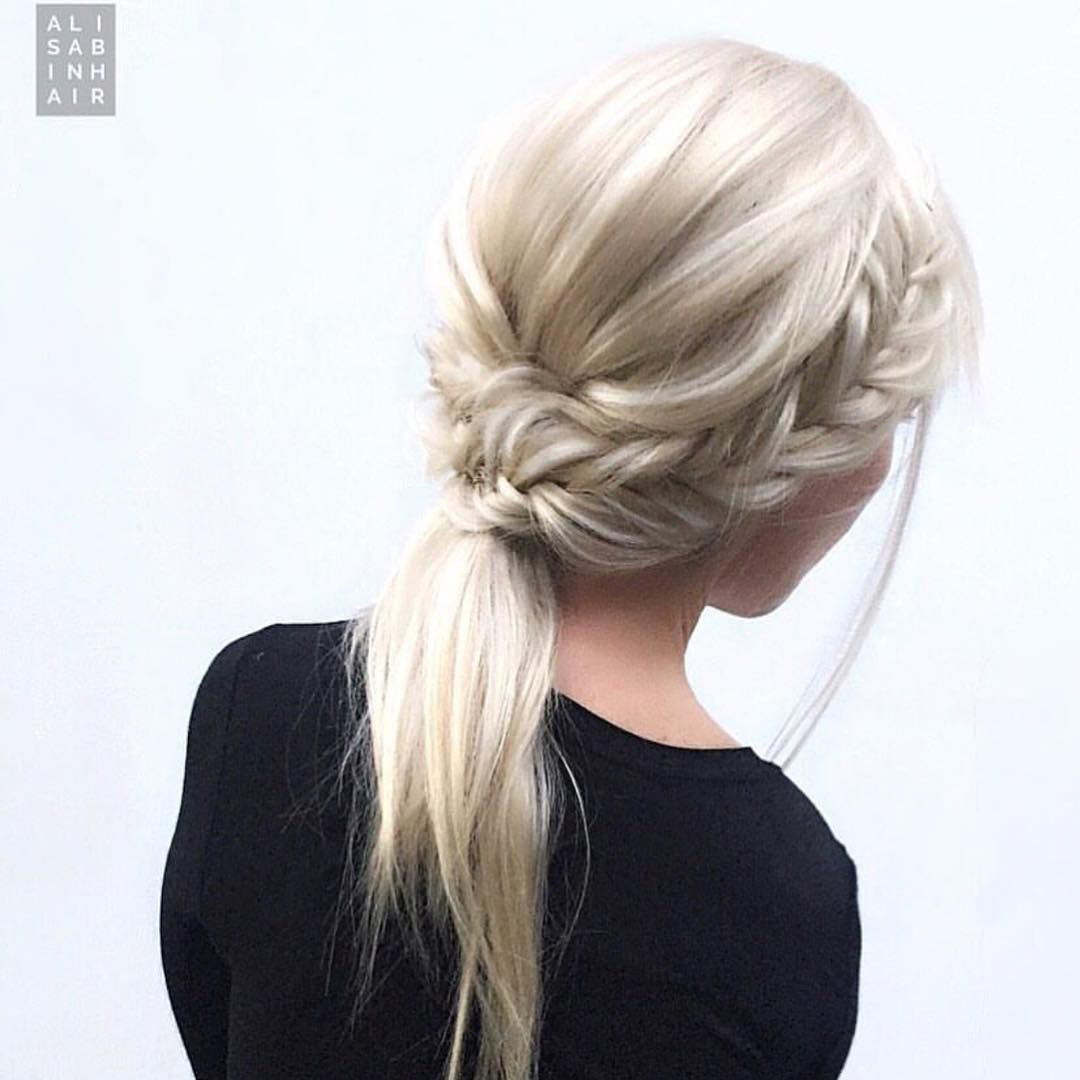 10 Braided Hairstyles for Long Hair - Weddings, Festivals & Holiday ...