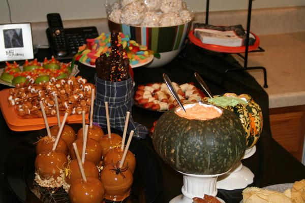 Ideas \u2013 How to Make A Wonderful Halloween Ideas Pinterest - halloween catering ideas