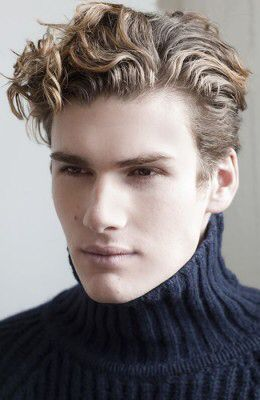 Mens curly   Men\'s curly Hairstyles   Pinterest   Curly, Curly ...